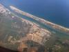 Albufeira - widok z góry na Faro