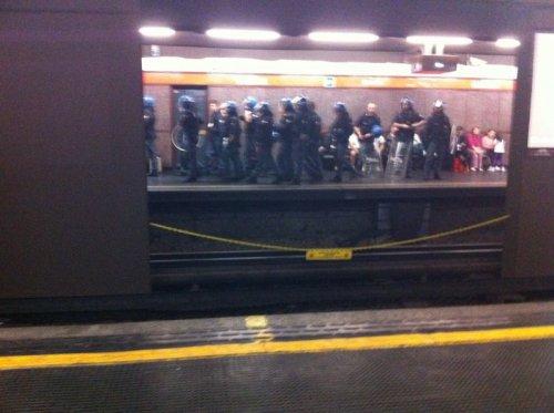 metro-polizei