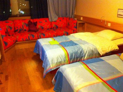 Hotel w Helsinkach
