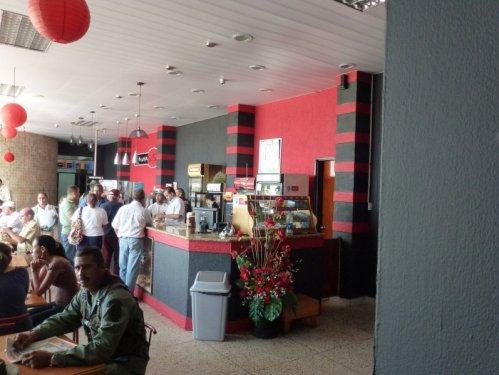 artart Lotnisko w Ciudad Bolivar
