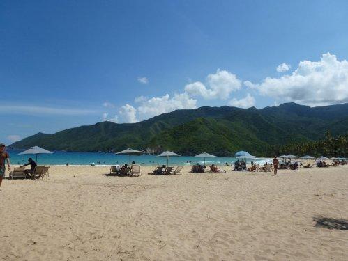 Plaża Puerto Colombia