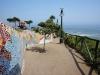 Wybrzeże w Limie - prawie jak Gaudi