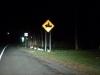 W drodze nad Niagarę - znaki